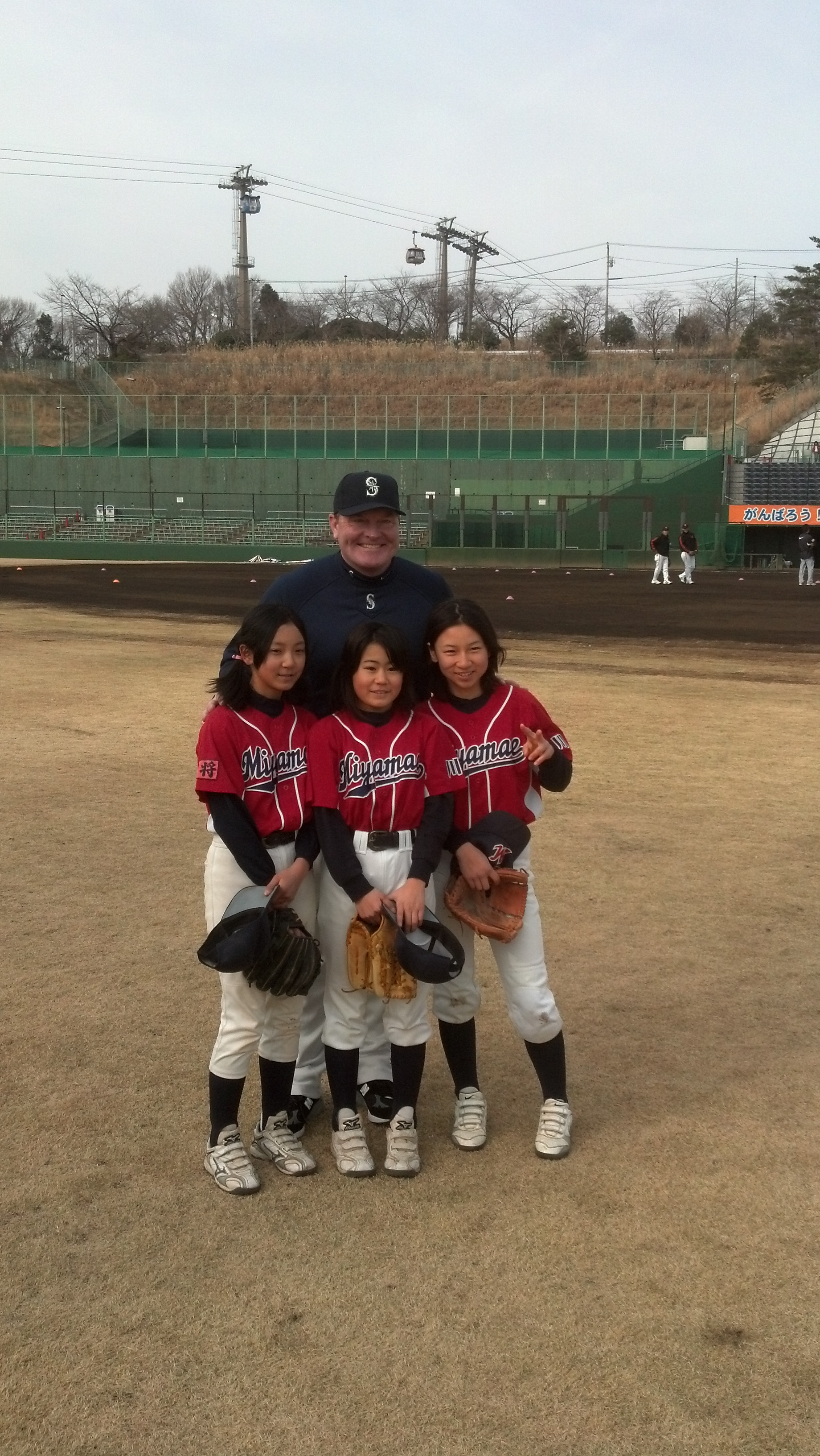 Wedge and Griffey Visit Japan « From the Corner of Edgar ... - photo#24