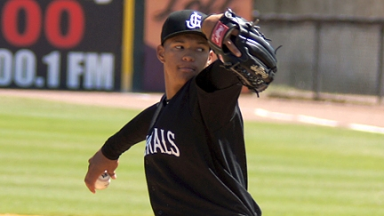 Taijuan Walker is listed as the No. 2 right-handed pitching prospect by MLB.com.