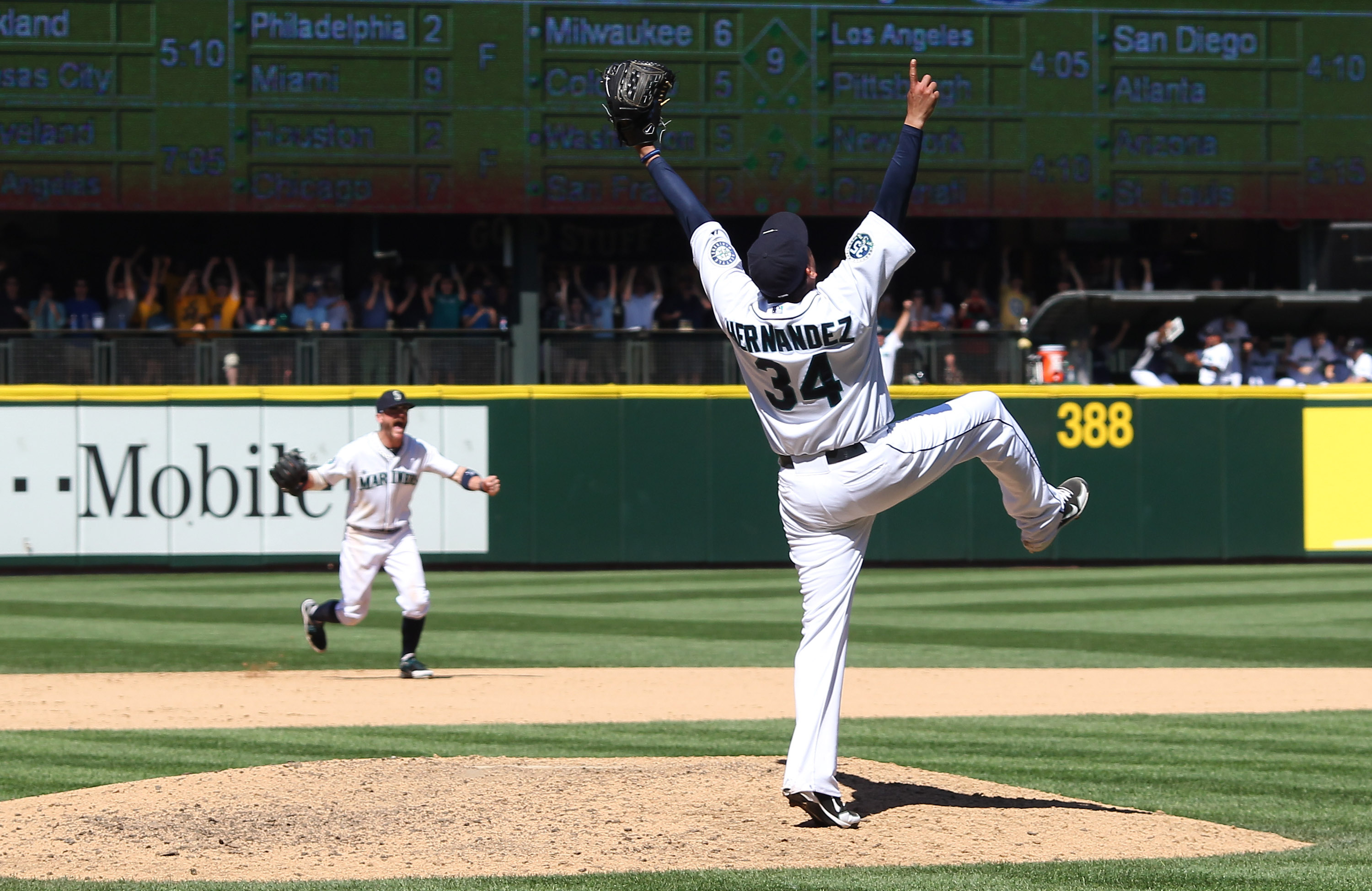 A Moment in the Sun: The Seattle Mariners all-time team