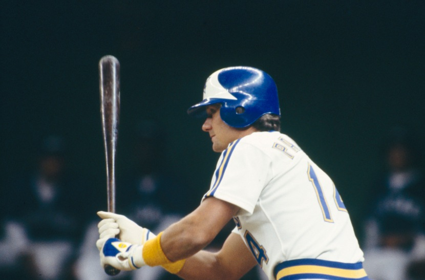 Tom Paciorek was an All-Star for the Mariners in 1981 when he hit .326, 2nd best in the American League.