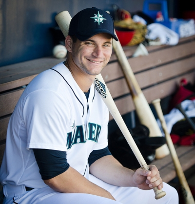Catcher Mike Zunino is listed as the Mariners No. 1 prospect by Baseball America.