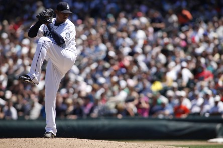 Felix Hernandez has become one of the most dominant pitchers in baseball.