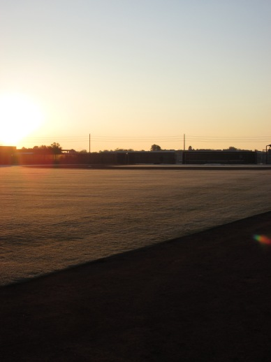 It was a chilly morning in the Valley of the Sun as Mariners Pitchers and Catchers reported for Spring Training.