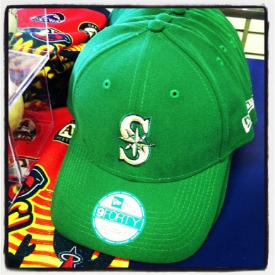 Green Hats.