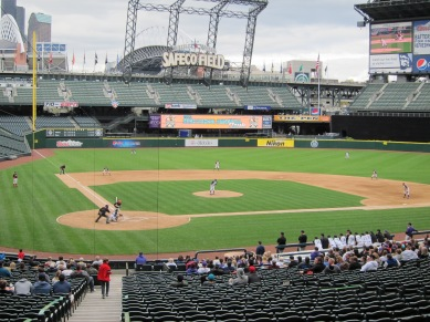 Mt. Si played Puyallup at Safeco Field last spring.