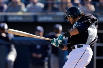 Michael Morse led the Majors with 9 spring training home runs.