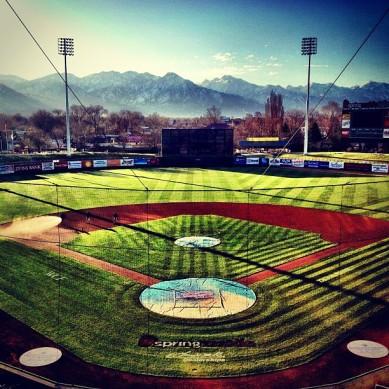 Spring Mobile Ballpark.