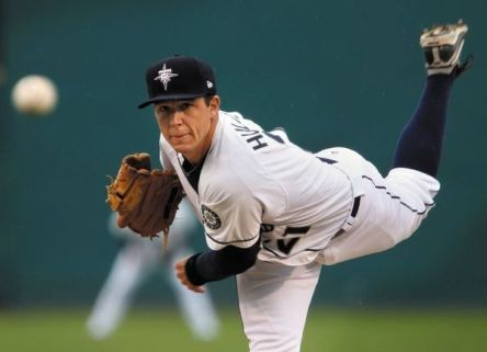 Danny Hultzen is 2-0 with a 2.45 ERA in 2 starts with Tacoma.