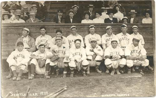 The 1909 Seattle Turks