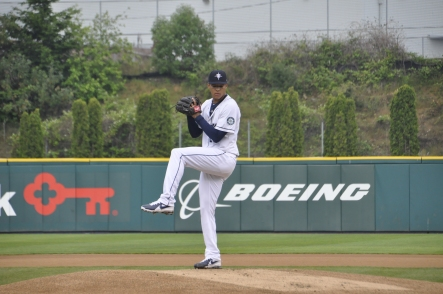Taijuan Walker made his AAA debut last night with 6.0 scoreless innings (Photo Credit: Tacoma Rainiers)
