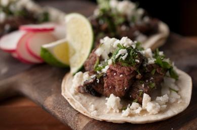 Edgar's Carne Asada Tacos