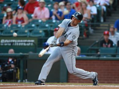 Raul Ibanez became the oldest player in baseball history to record 20 home runs prior to the All-Star break.