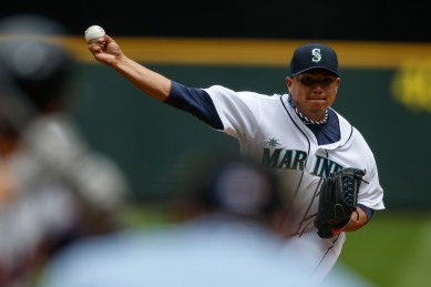 Erasmo Ramirez takes his 3-0 record to the mound tonight vs. the Tampa Bay Rays.