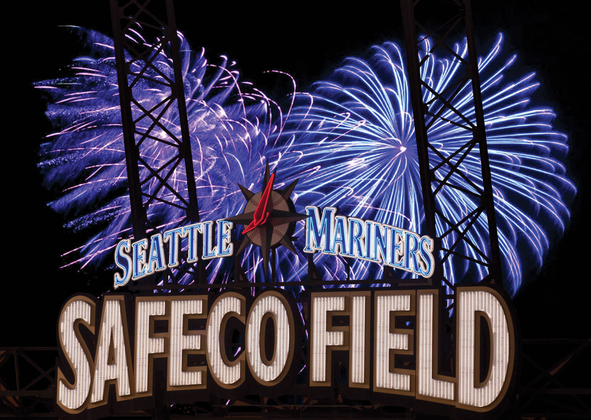 Safeco Field 171 From The Corner Of Edgar Amp Dave