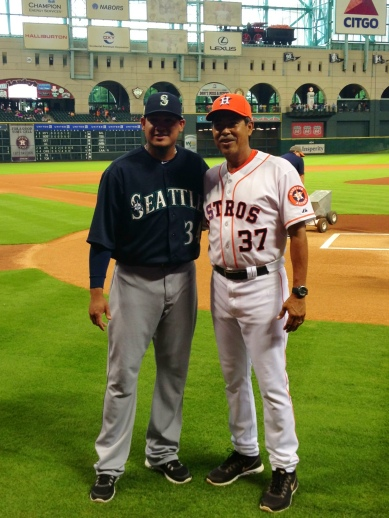 King Felix and El Presidente