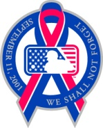 MLB, 9-11, We Shall Not Forget