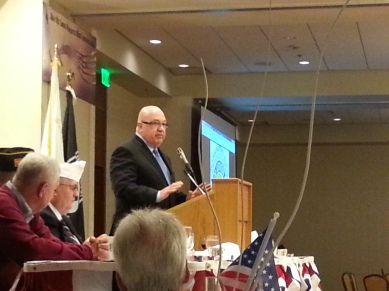 Mariners General Manager Jack Zduriencik was the keynote speaker at the 2013 American Legion Baseball Hall of Fame Induction Ceremony.