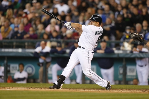 The Mariners made DH Kendrys Morales a qualifying offer today.