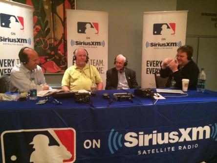 Bill Kerns and Doug Mapson were interviewed today on Sirius/XM Radio.