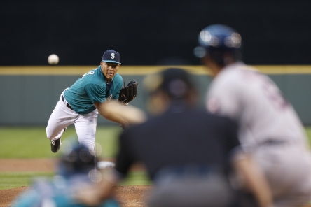 Right-handed pitcher Taijuan Walker.