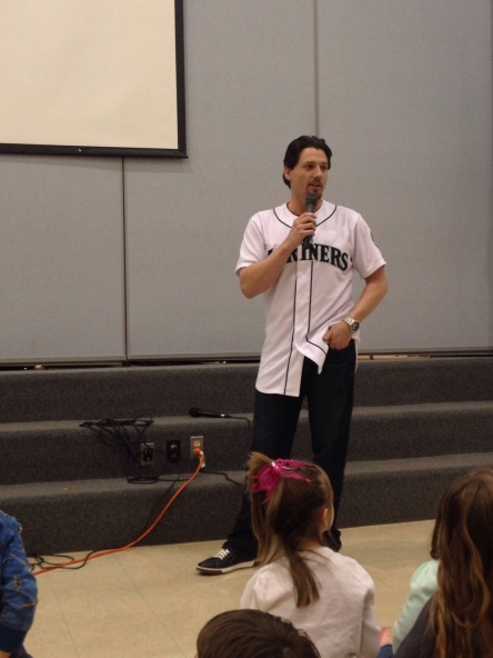 Danny Farquhar talks about motivation.
