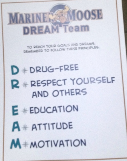 The key points of the D.R.E.A.M Team assembly.