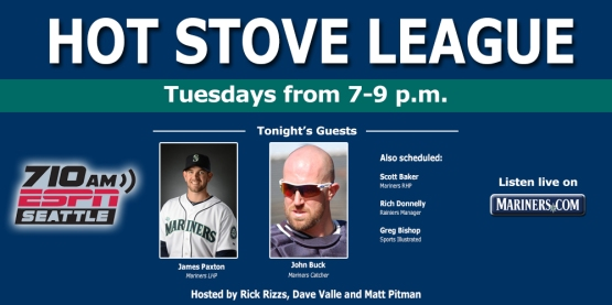 Hot Stove League - 2/18