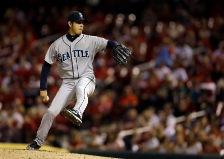 Hisashi Iwakuma went 2-0 with a 0.76 ERA in 5 starts in September last season.