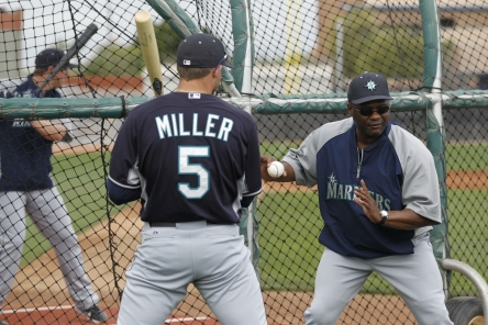 McClendon working with Miller