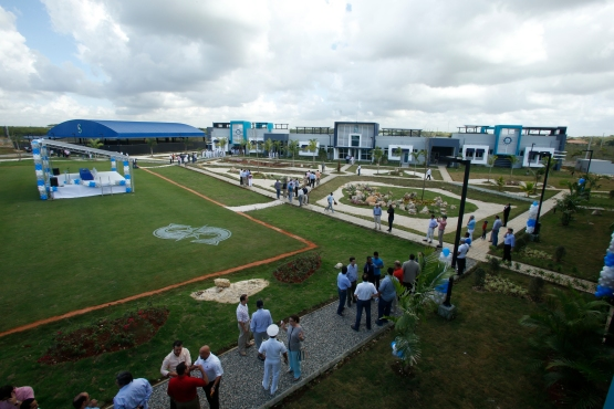 Mariners facility in the Dominican Republic.