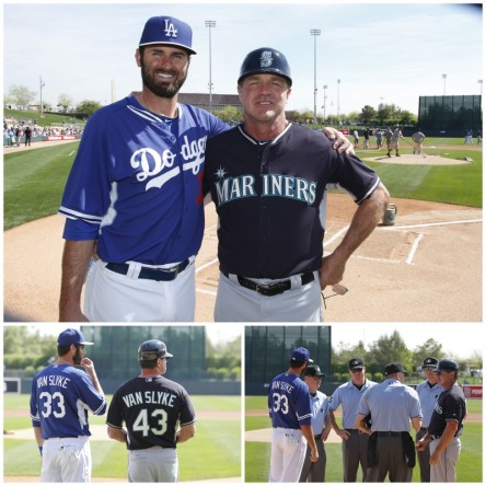 Scott and Andy Van Slyke