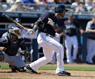 Robinson Cano returned to the lineup and went 1-for-4 with 2 RBI.