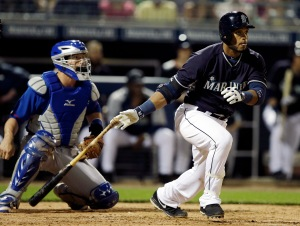 Robinson Cano went 2-for-2 with 2 doubles.
