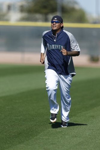 Felix Hernandez will make his Cactus League start tomorrow vs. the White Sox.
