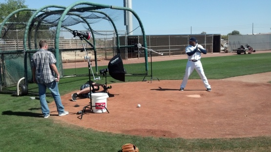 Robinson Cano took part in a Sports Illustrated Photo Shoot.