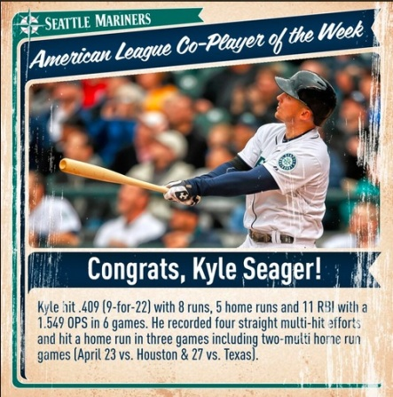 Seager POW