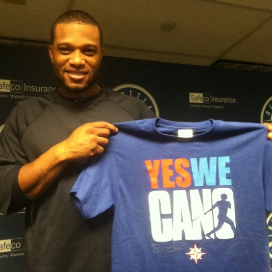 Yes We Cano Signed T-shirt
