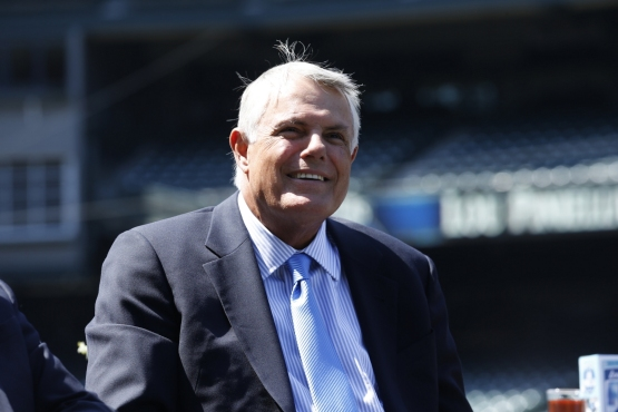 Former Manager Lou Piniella becomes the 8th member of the Seattle Mariners Hall of Fame on August 9th