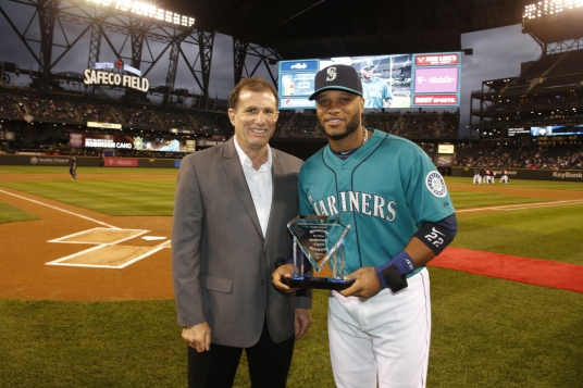 Robinson Cano was named the Most Valuable Player by the Seattle chapter of the BBWAA.
