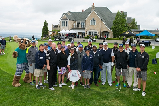 The 29th Annual Mariners Care Cystic Fibrosis Golf Tournament raised over $200,000 for CF research.