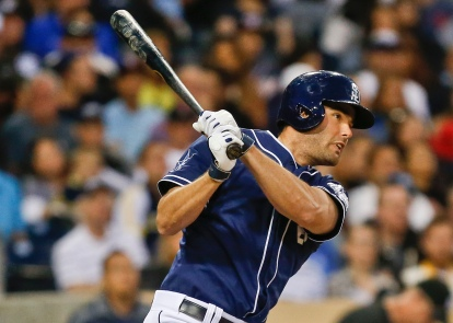 Seth Smith recorded an .807 OPS in 136 games with the Padres last season.