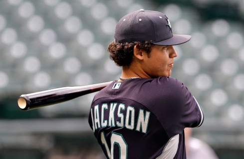 Alex Jackson checked in as the Mariners top prospect heading into the 2015 season.