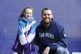 Tom Wilhelmsen will again be part of FanFest.
