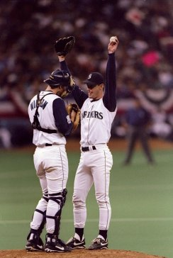 Moyer threw to Dan Wilson more than any other catcher in his career.