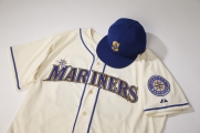 The new Sunday look for the Mariners in home games.