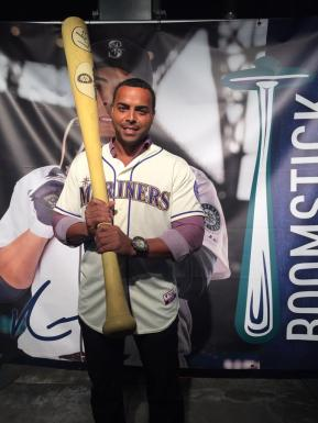 Nelson and the Boomstick.