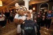 The Mariner Moose.