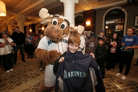 The Mariner Moose.