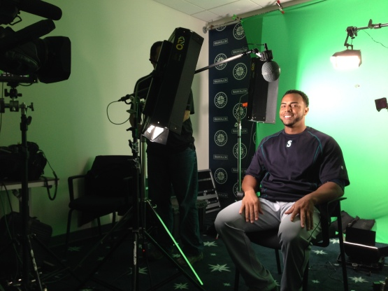Nelson Cruz sat down to chat about a variety of baseball topics.