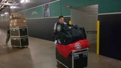 Ryan Stiles in action.